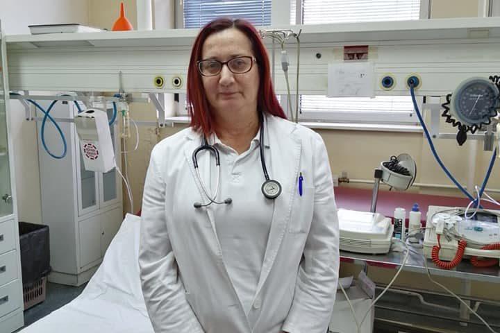 Интервју са др Јасна Брадоњић, специјалиста ургентне медицине и шефица Службе хитне медицинске помоћи (СХМП) Брчко
