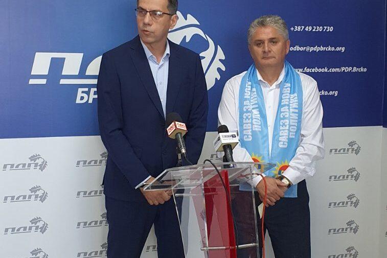 Потписан Споразум о подршци  на локалним изборима кандидатима ПДП-а Брчко