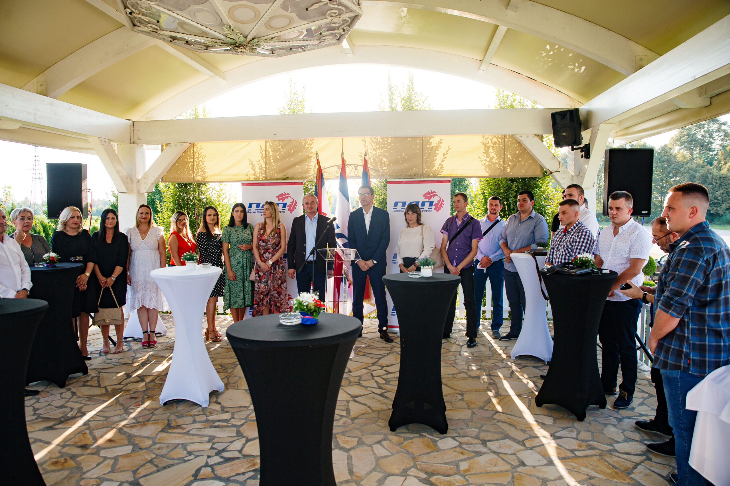 Одржано дружење кандидата ПДП Брчко
